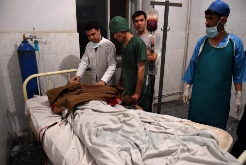 Afghanistan: bloody attack on Shiites - ảnh 1