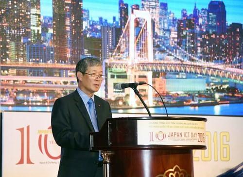 Vietnam, Japan reinforce IT cooperation  - ảnh 1