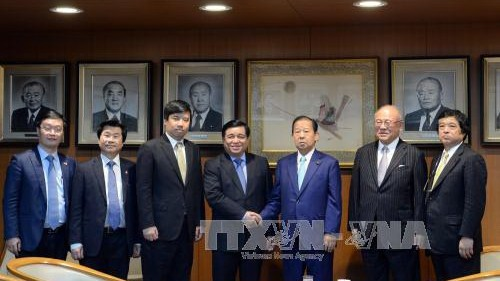 Vietnam, Japan boost multifaceted cooperation - ảnh 1