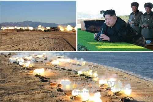 North Korea ready for any mode of war with the US - ảnh 1