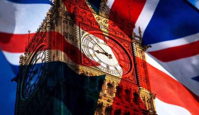 UK doubles length of parliament session for Brexit - ảnh 1