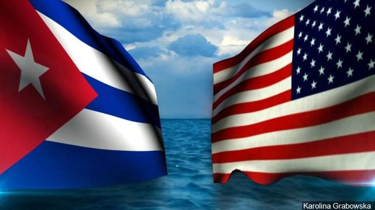President Trump suspends part of Cuba embargo - ảnh 1