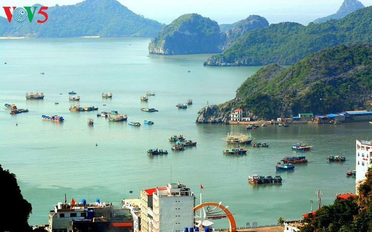 Visitors to Cat Ba hit two millionth mark in 2017 - ảnh 1