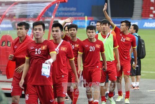 U23 Vietnam aims big at 2018 Asian Football Championship