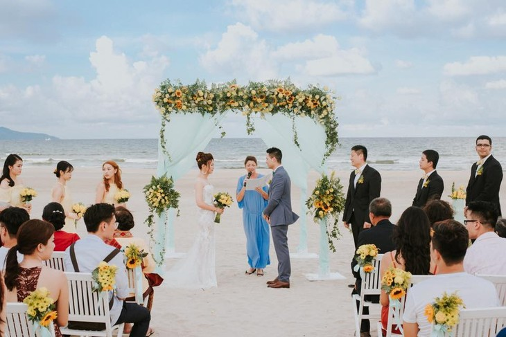 Wedding planners find joy in others' happiness - ảnh 2