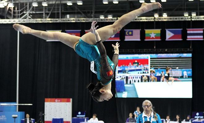 Сигеймс-28: Сборная Вьетнама завоевала 26 золотых медалей - ảnh 1