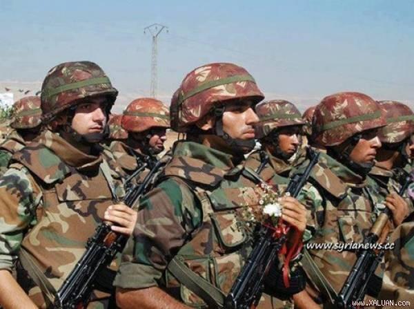 Сирийская армия взяла под контроль западную часть древнего города Пальмира - ảnh 1