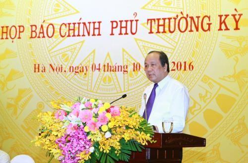 Правительство Вьетнама старается устранить трудности предприятий - ảnh 1