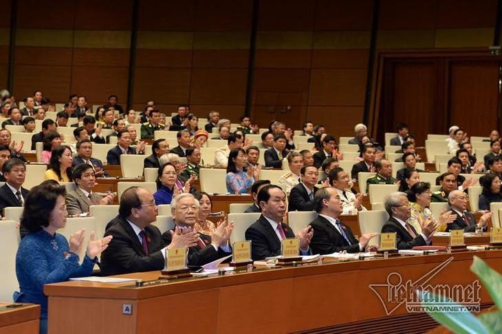 Депутаты уверены в достижении правительством поставленных на 2017 год целей - ảnh 1