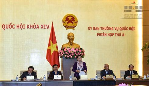 В Ханое открылось 8-е заседание Посткома Национального собрания СРВ - ảnh 1