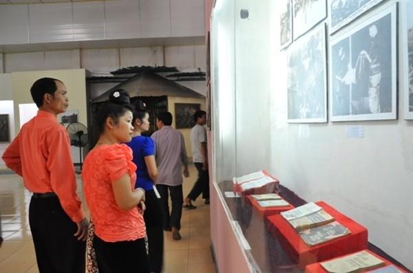 Посещение комплекса памятников победы под Диенбиенфу в мае - ảnh 3