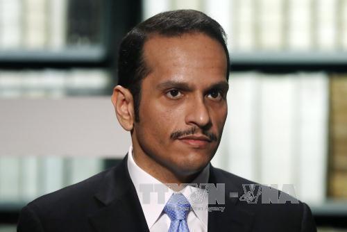Катар подтвердил, что принимает усилия для решения дипломатического кризиса в Персидском заливе  - ảnh 1