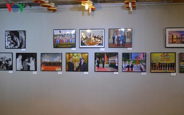 В России открылась фотовыставка «Вьетнам. Страна и люди» - ảnh 1