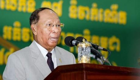 Спикер парламента Камбоджи начал официальный визит во Вьетнам - ảnh 1
