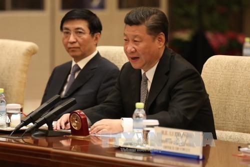 """Си Цзиньпин: в Гонконге сохраняется принцип """"одна страна, две системы"""" - ảnh 1"""
