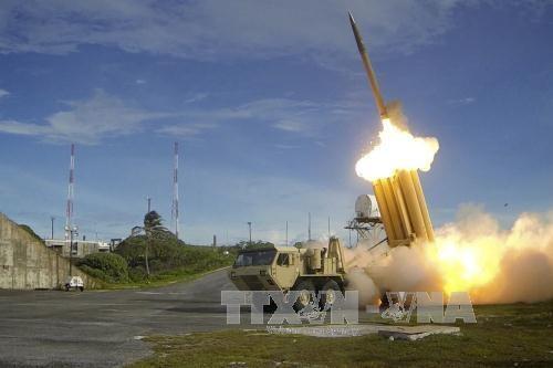 США намерены испытать систему ПРО THAAD для перехвата баллистической ракеты  - ảnh 1