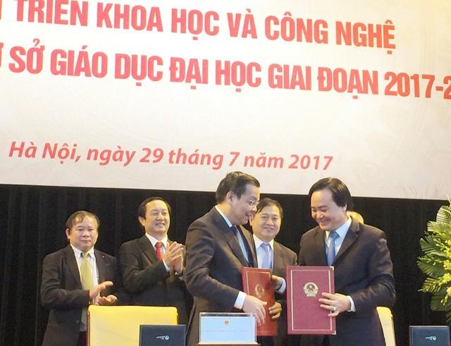 Необходимо содействовать проведению научных исследований во вьетнамских вузах   - ảnh 1
