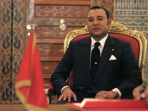 Руководители Вьетнама поздравили короля Марокко с днем восшествия на престол  - ảnh 1