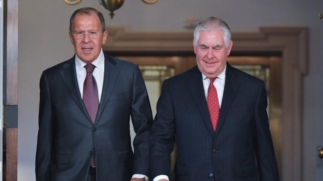 Тиллерсон: США заинтересованы в сотрудничестве с Россией - ảnh 1