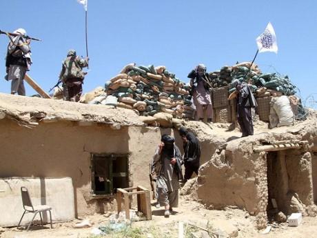 Афганистан: талибы действовали совместно с ИГ - ảnh 1