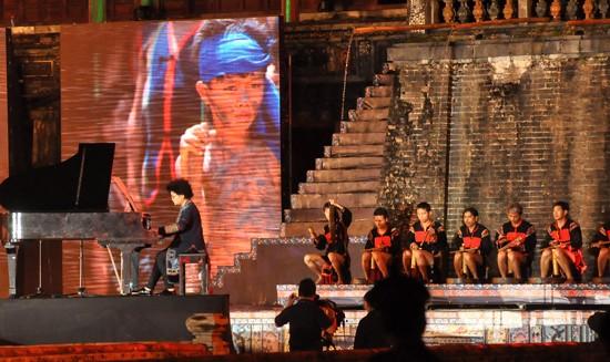 Ouverture du Festival de Hue 2012 : une soirée culturelle splendide  - ảnh 10