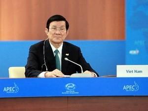Sommet de l'APEC : renforcer la connexion pour la croissance - ảnh 2