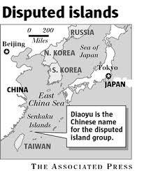 La flamme du litige territorial Chine-Japon ravivée - ảnh 1