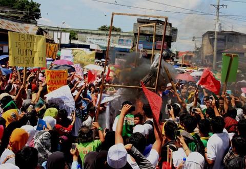 L'impact du film anti-islam gagne l'Asie du Sud Est - ảnh 2