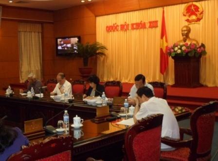 Le comité permanent de l'Assemblée nationale poursuit sa 11è session - ảnh 1