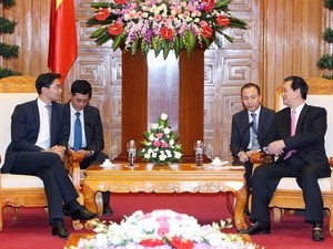 Le Premier Ministre Nguyen Tan Dung reçoit Philipp Roesler - ảnh 1