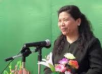 Tong Thi Phong rencontre des électeurs de la province de Dac Lac - ảnh 1