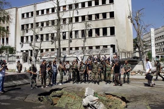 La crise en Syrie : aucune solution en vue - ảnh 1