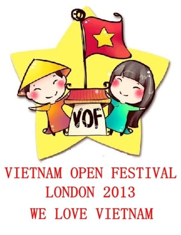 Le festival du Vietnam à Londres - ảnh 1