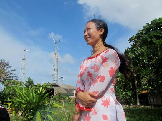 Les gens qu'on retrouve à Truong Sa - ảnh 10