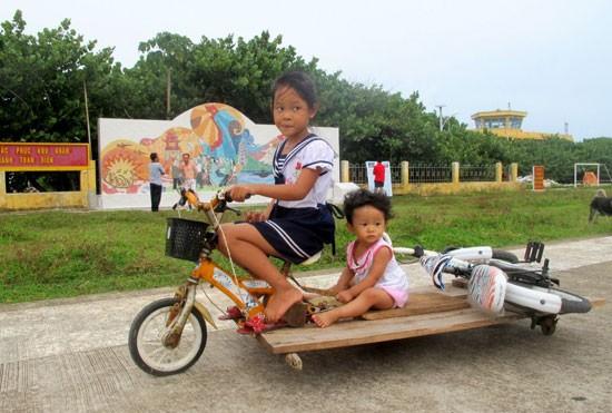Les gens qu'on retrouve à Truong Sa - ảnh 12