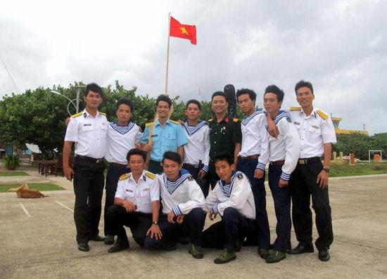Les gens qu'on retrouve à Truong Sa - ảnh 6