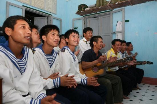 Les gens qu'on retrouve à Truong Sa - ảnh 4