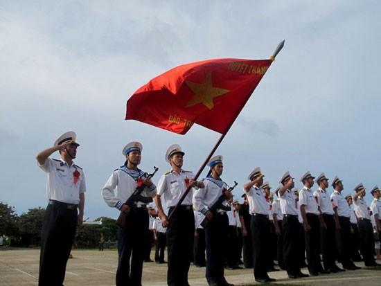 Les gens qu'on retrouve à Truong Sa - ảnh 1