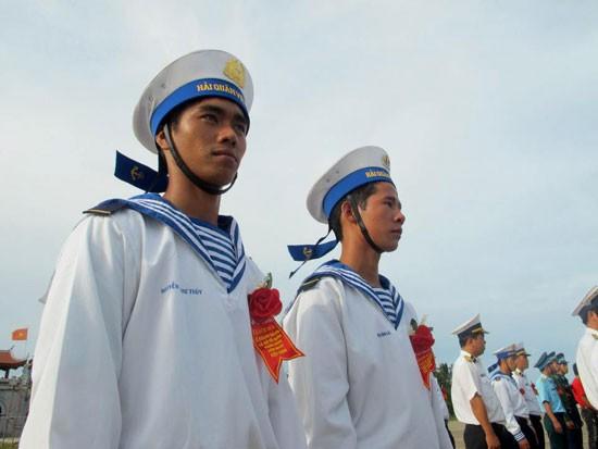 Les gens qu'on retrouve à Truong Sa - ảnh 2