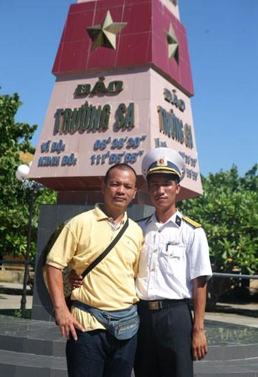 Les gens qu'on retrouve à Truong Sa - ảnh 5