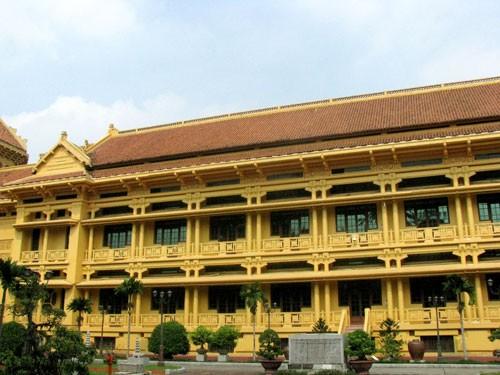 Le musée national d'Histoire vietnamienne - ảnh 1