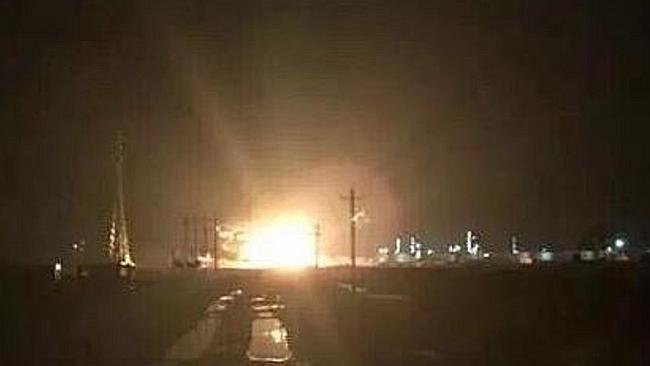 Chine : une nouvelle explosion dans une usine chimique fait un mort - ảnh 1