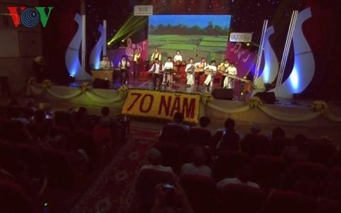 Le 70ème anniversaire de la fête nationale célébré avec faste - ảnh 1