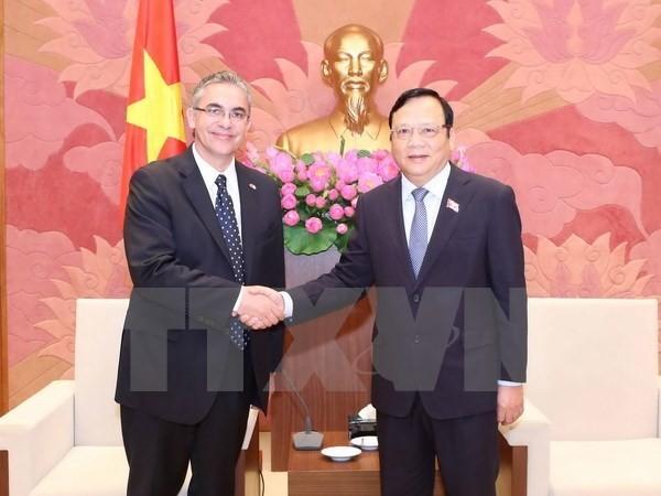 Renforcement des relations d'amitié Vietnam-Argentine - ảnh 1