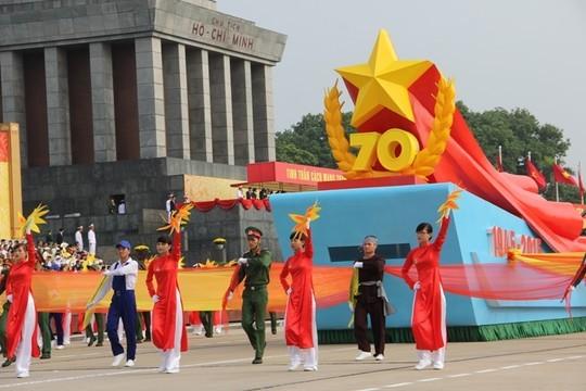 Message des dirigeants étrangers à l'occasion de la Fête nationale vietnamienne - ảnh 1