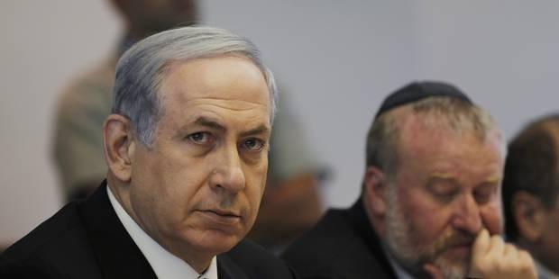 Netanyahu prêt à des pourparlers de paix « maintenant » avec Abbas - ảnh 1