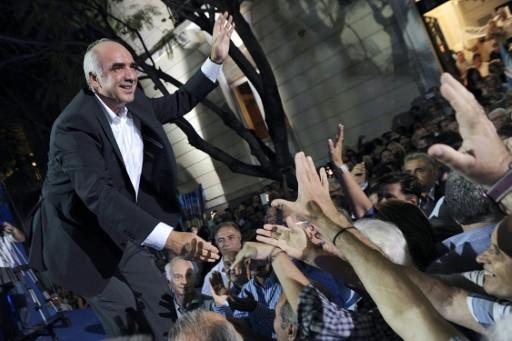 Elections en Grèce: la droite devance de peu Syriza, selon un sondage - ảnh 1