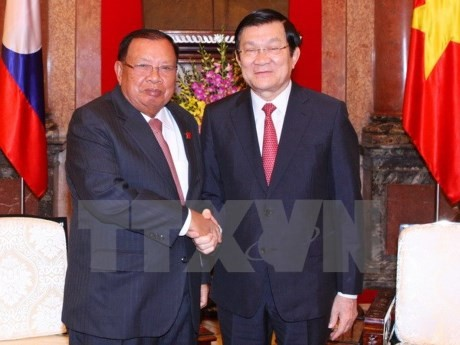 Vietnam-Laos-Cambodge : trois amis proches - ảnh 1