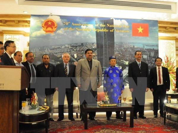 Commerce Vietnam-Pakistan: vers l'objectif de 500 millions de dollars - ảnh 1