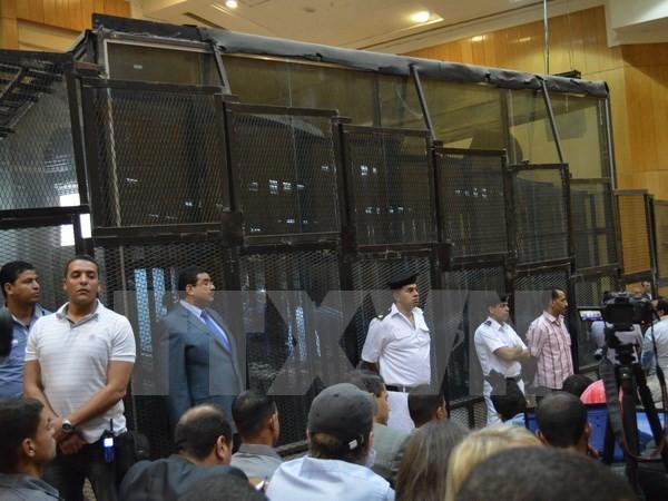 Egypte : des dizaines de peines de prison dans un procès de masse - ảnh 1